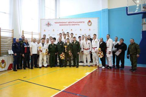 Чемпионат Центрального Военного Округа 1