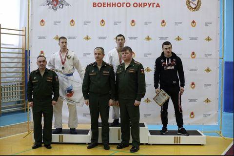 Чемпионат Центрального Военного Округа 3