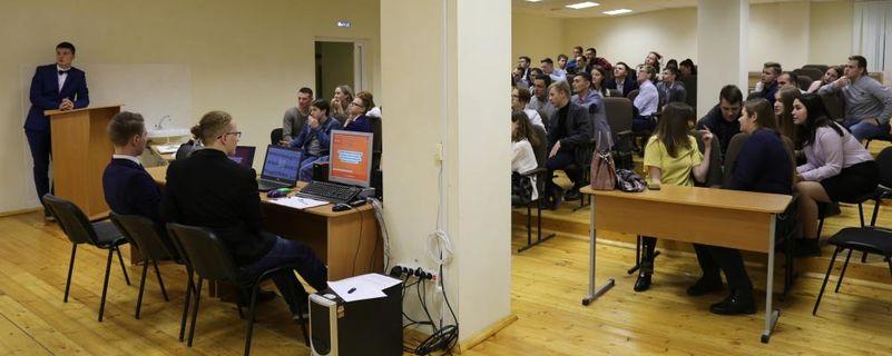 Встреча молодых специалистов ОАО «Удмуртнефть» и студентов Института нефти и газа им. М.С. Гуцериева 5